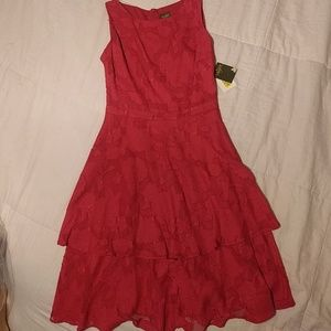 NWT Taylor fit and flare dress